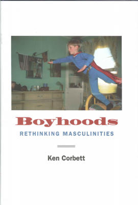 Image of Boyhoods Rethinking Masculinities