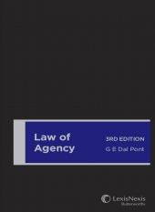 Image of Law Of Agency