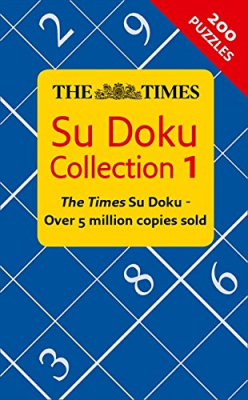Image of Times Su Doku Collection 1