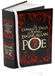 Image of The Complete Tales And Poems Of Edgar Allan Poe : Leather Bound Classic