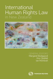 Image of International Human Rights Law In New Zealand