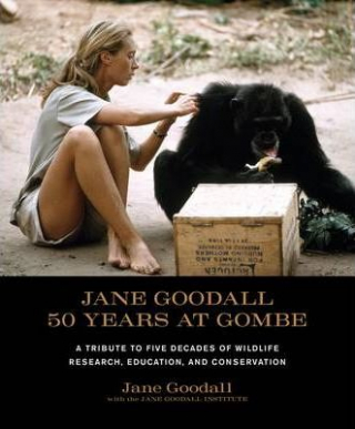 Image of Jane Goodall : 50 Years At Gombe