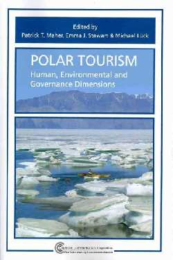 Image of Polar Tourism : Human Environmental And Governance Dimensions