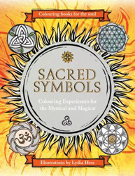 Image of Colouring Books For The Soul : Sacred Symbols