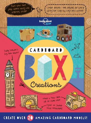 Image of Cardboard Box Creations