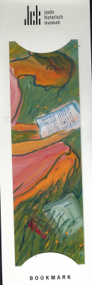 Image of Gouache From Leben Oder Theater Bookmark