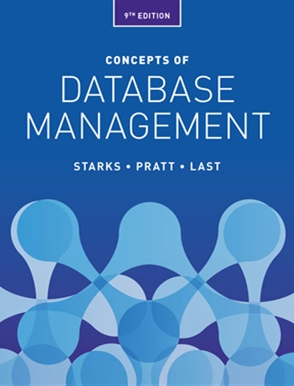 Image of Concepts Of Database Management
