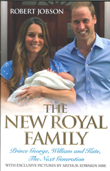 Image of New Royal Family : Prince George William And Kate : The Nextgeneration