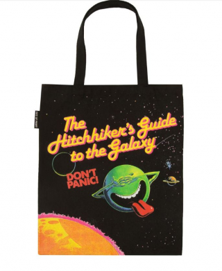 Image of The Hitchiker's Guide To The Galaxy : Tote Bag