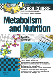 Image of Crash Course : Metabolism And Nutrition
