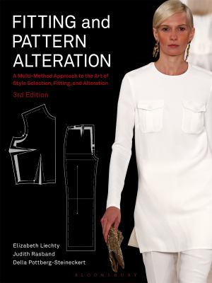 Image of Fitting And Pattern Alteration : A Multi-method Approach To The Art Of Style Selection Fitting And Alteration