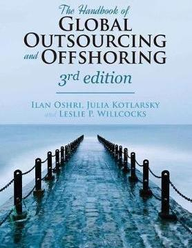 Image of The Handbook Of Global Outsourcing And Offshoring