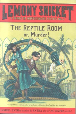 Image of Reptile Room Or Murder