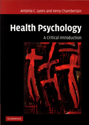 Image of Health Psychology A Critical Introduction