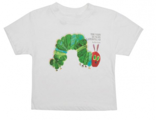 Image of The Very Hungry Caterpillar : Children's T-shirt
