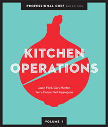 Image of Professional Chef : Kitchen Operations : Volume 1