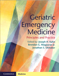 Image of Geriatric Emergency Medicine : Principles And Practice