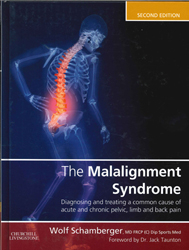 Image of Malalignment Syndrome Diagnosising And Treating Of Common Cause Of Acute & Chronic Pelvic Limb And Back Pain