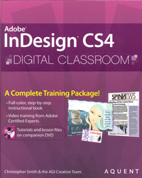 Image of Indesign Cs4 Digital Classroom