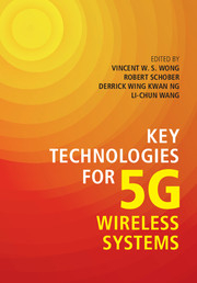 Image of Key Technologies For 5g Wireless Systems