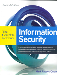 Image of Information Security : The Complete Reference