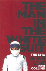 Image of Man In The White Suit The Stig Le Mans The Fast Lane & Me