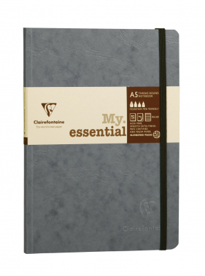 Notebook Clairefontaine My Essential A5 Dot Grey