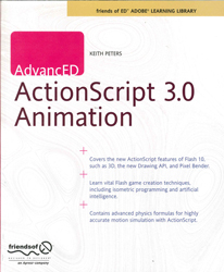 Image of Advanced Action Script 3.0 Animation