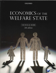 Image of Economics Of The Welfare State