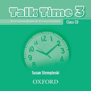 Image of Talk Time 3 : Class Audio Cds (2)