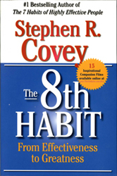 Image of The 8th Habit : From Effectiveness To Greatness