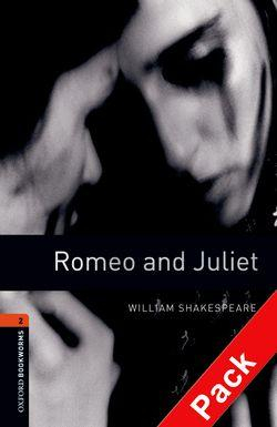 Image of Romeo & Juliet : Playscripts : Oxford Bookworms : Stage 2 : Audio Pack