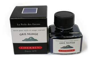 Image of Ink Herbin Bottle 30ml Gris Nuage