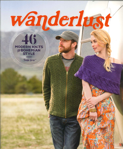 Image of Wanderlust : 46 Modern Knits For Bohemian Style