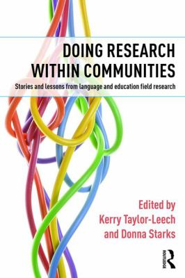 Image of Doing Research Within Communities : Stories And Lessons Fromlanguage And Education Field Research