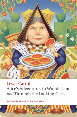 Image of Alices Adventures In Wonderland With Through The Looking Glass