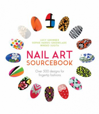 Image of Nail Art Sourcebook : Over 500 Designs