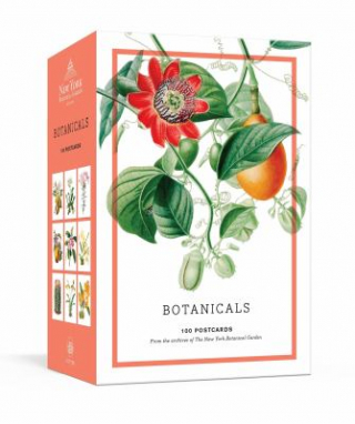 Image of Botanicals : 100 Postcards From The Archives Of The New Yorkbotanical Garden