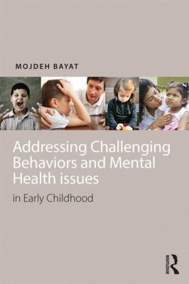 Image of Addressing Challenging Behaviors And Mental Health Issues Inearly Childhood