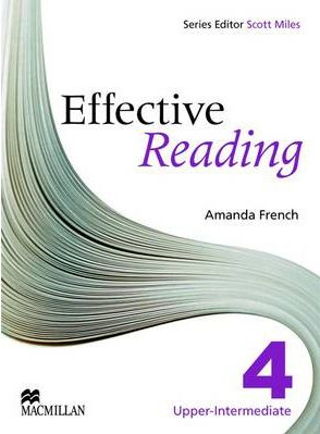 Image of Effective Reading 4 : Upper Intermediate Student Book