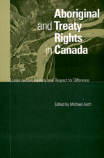 Image of Aboriginal And Treaty Rights In Canada : Essays On Law Equality And Respect For Difference