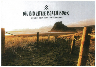 Image of The Big Little Beach Book : Loved New Zealand Beaches