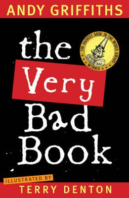 Image of The Very Bad Book