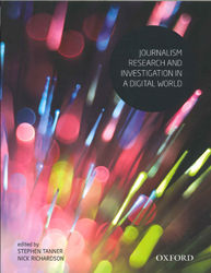 Image of Journalism Research And Investigation In A Digital World