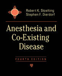 Image of Anaesthesia & Coexisting Disease