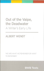 Image of Out Of The Vaipe The Deadwater : A Writer's Early Life