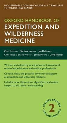 Image of Oxford Handbook Of Expedition And Wilderness Medicine