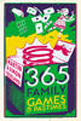 Image of 365 Family Games And Pastimes