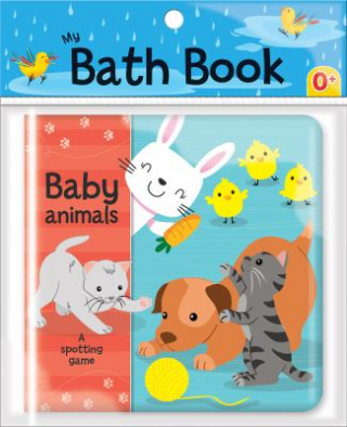 Image of Baby Animals : A Spotting Game (my Bath Book)