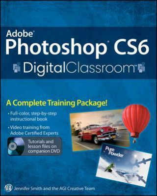 Image of Adobe Photoshop Cs6 Digital Classroom